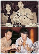 Wu Chun With His Parent