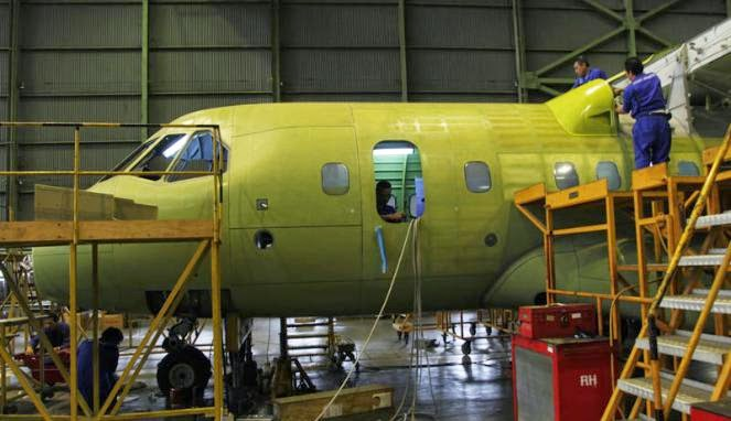 Pesawat N219 Buatan PT.DI Akan Menjadi Hadiah Kemerdekaan Republik Indonesia ke-70