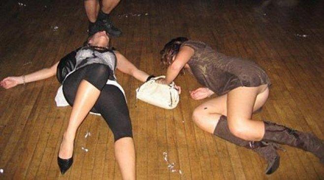 Видео пьяных сучек ебут 88