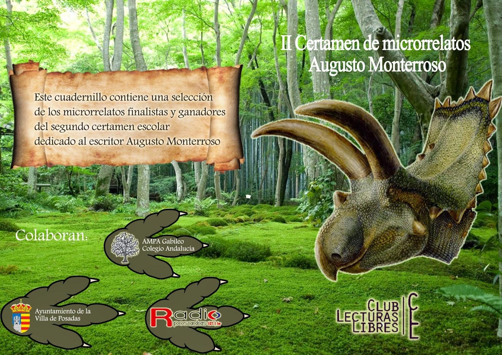 II Certamen de microrrelatos Augusto Monterroso