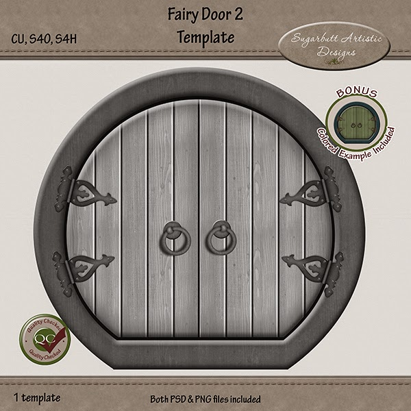 Sugarbutt artistic designs new fairy tale houses doors for Window design template