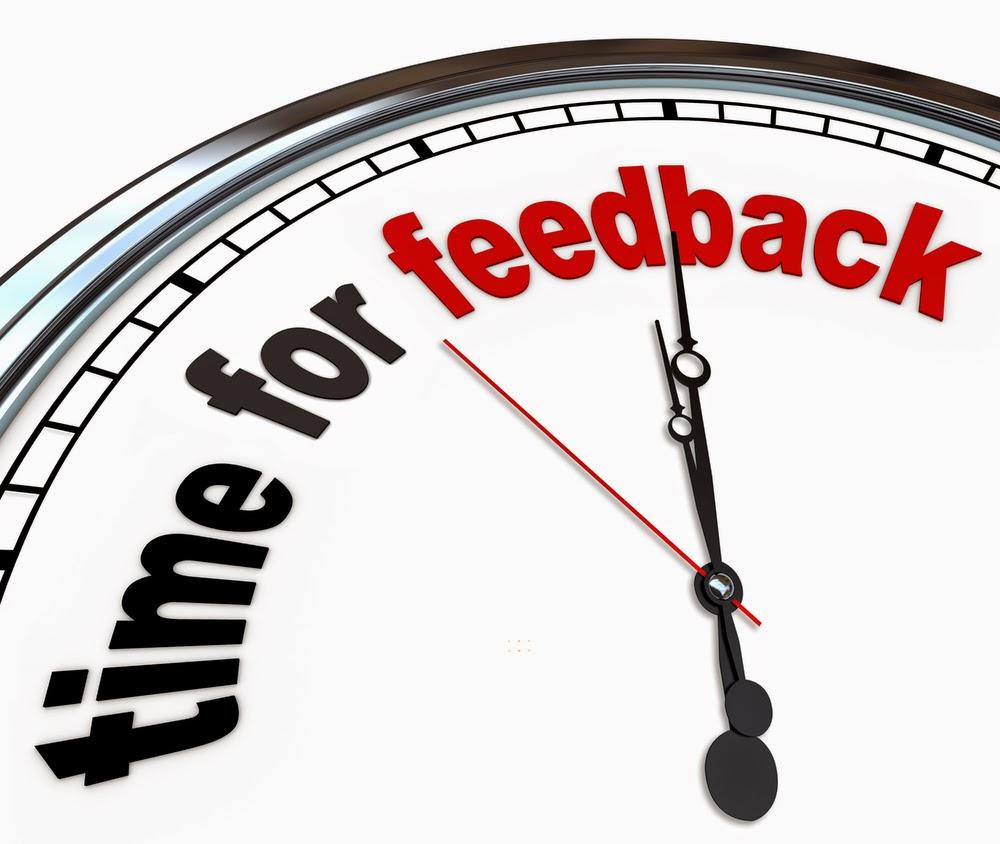 Feedback - Time for Feedback