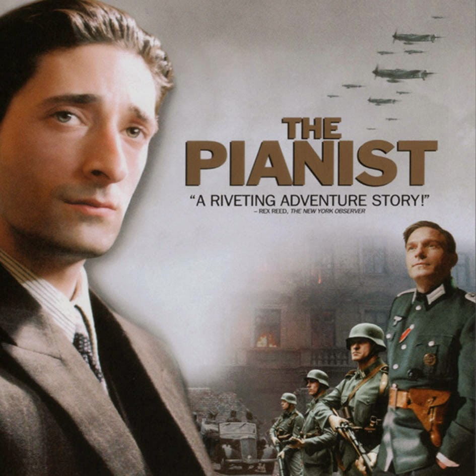 a film analysis of the piano by roman polanski Roman polanski's latest movie, the pianist, tells the true story of wladek szpilman, a jewish pianist who played for the polish radio, saved arbitrarily from the warsaw ghetto and uprising in april, 1943, and who survived until the rout of the germans by the russians in 1945.