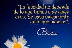 La felicidad según Buda