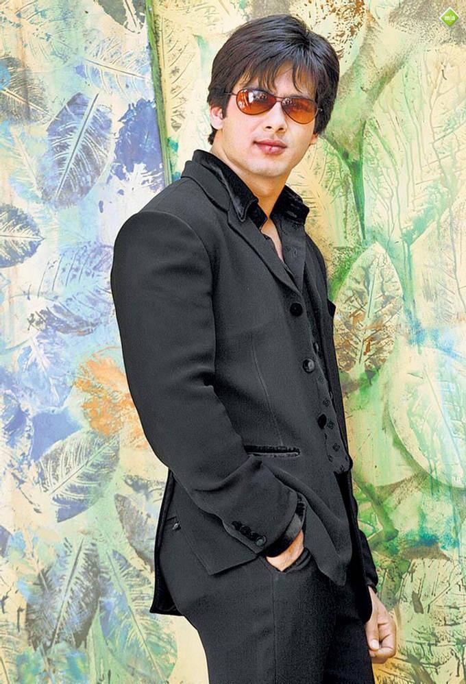 Shahid Kapoor Digital Hd Photos
