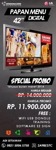 TV LG IMEDIA
