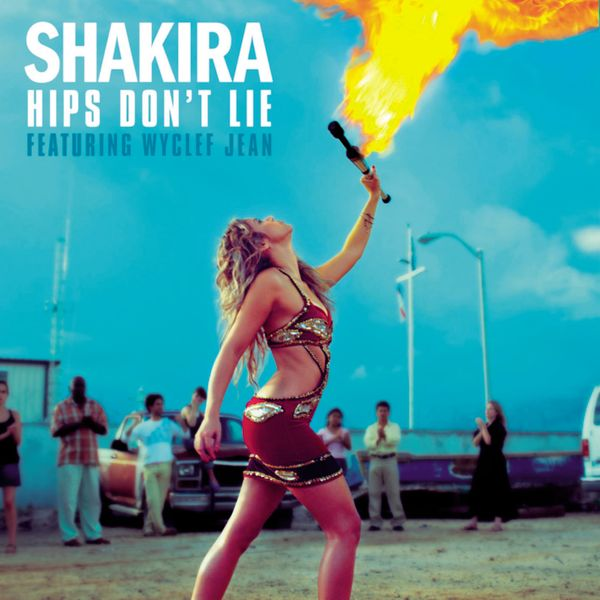 Lyrics of hips dont lie by shakira in english