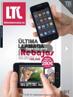 catalogo rebajas LTC febrero 2013