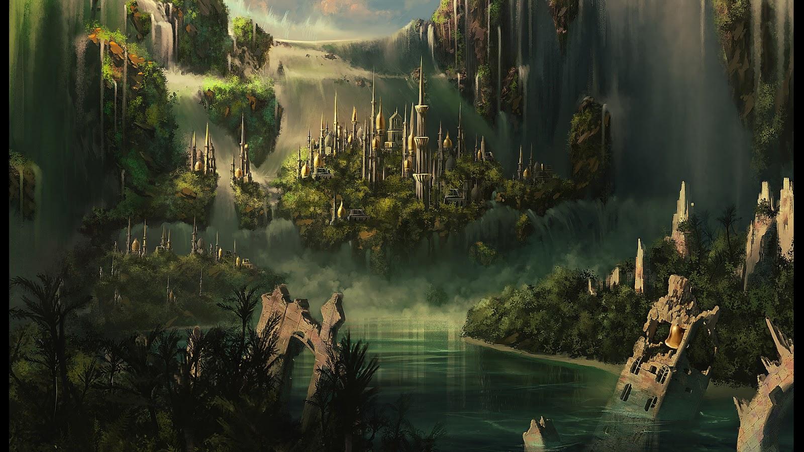 HD Fantasy Wallpaper