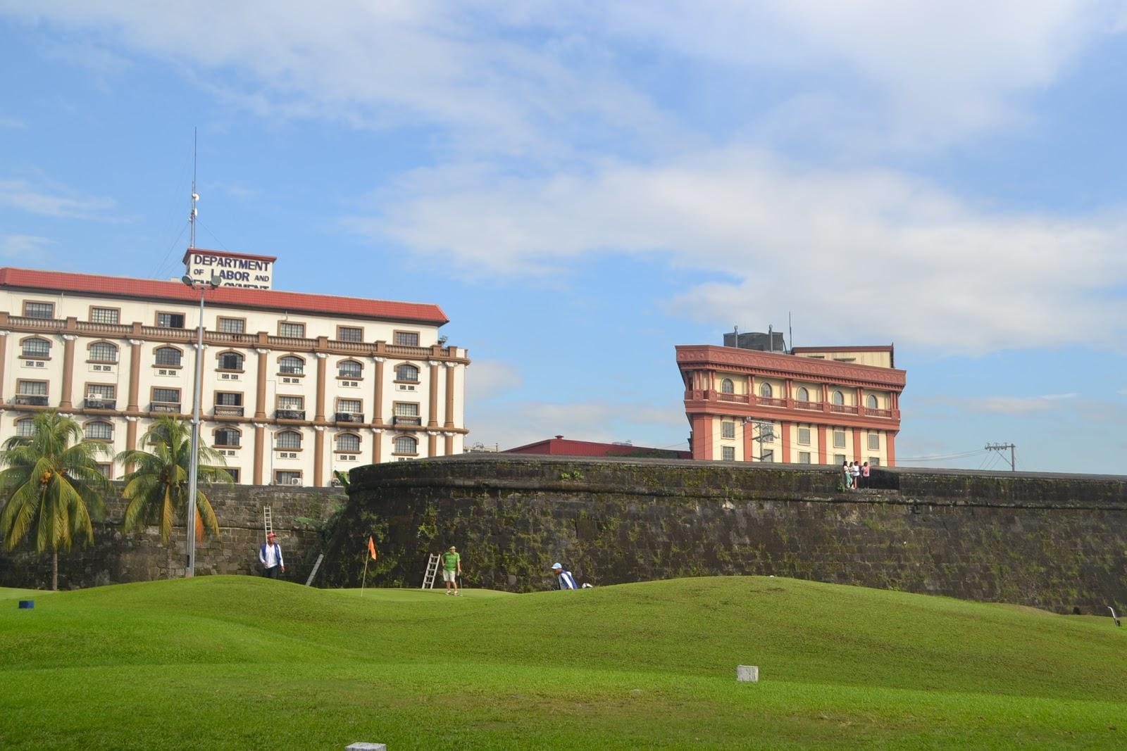 Lexical Crown Manila Golf Club Intramuros