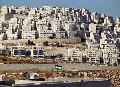 Assentamentos ilegais israelenses em territórios palestinos