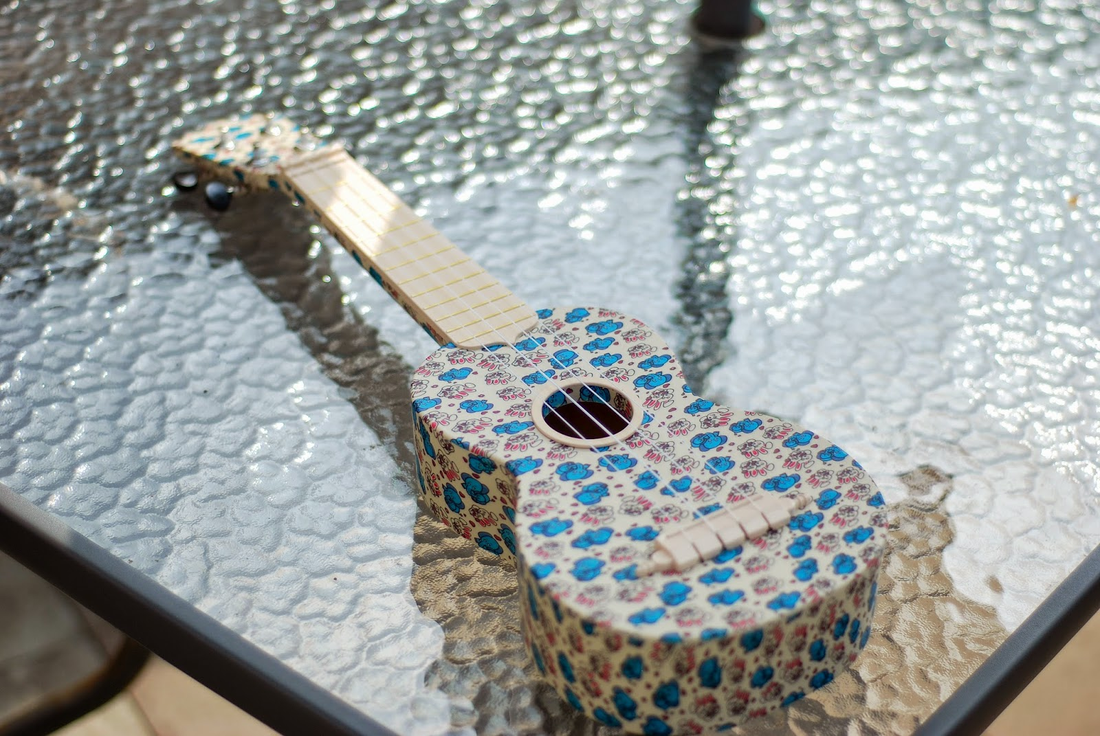 woodi plastic soprano ukulele