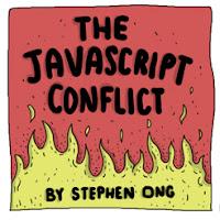ECHO 17 Konflik Javascript