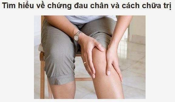 Hiểu về bệnh đau chân và cách chữa trị ra sao ?