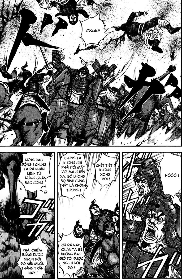 Kingdom - Vương Giả Thiên Hạ Chapter 65 page 8 - IZTruyenTranh.com