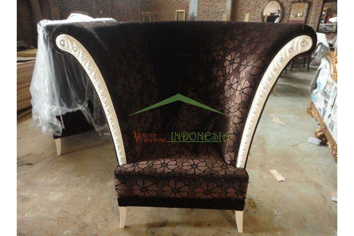 Malioboro High Wingback Chair
