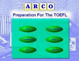 arco,toefl,test,preparation,english,cambridge,oxford,success
