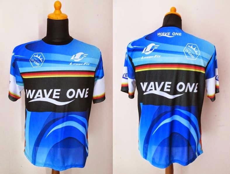 kaos jersey wave one