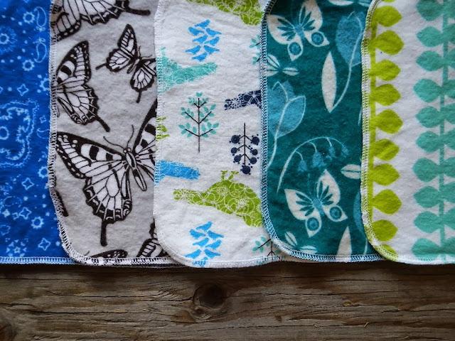 kids girls womens reusable cotton cloth lunch napkins