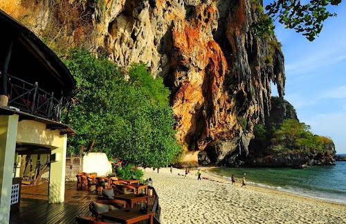 Rayavadee resort - Tailândia