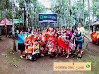 Trip Tracking dan Hiking Medan