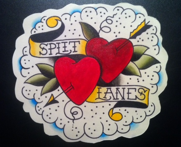 split lanes