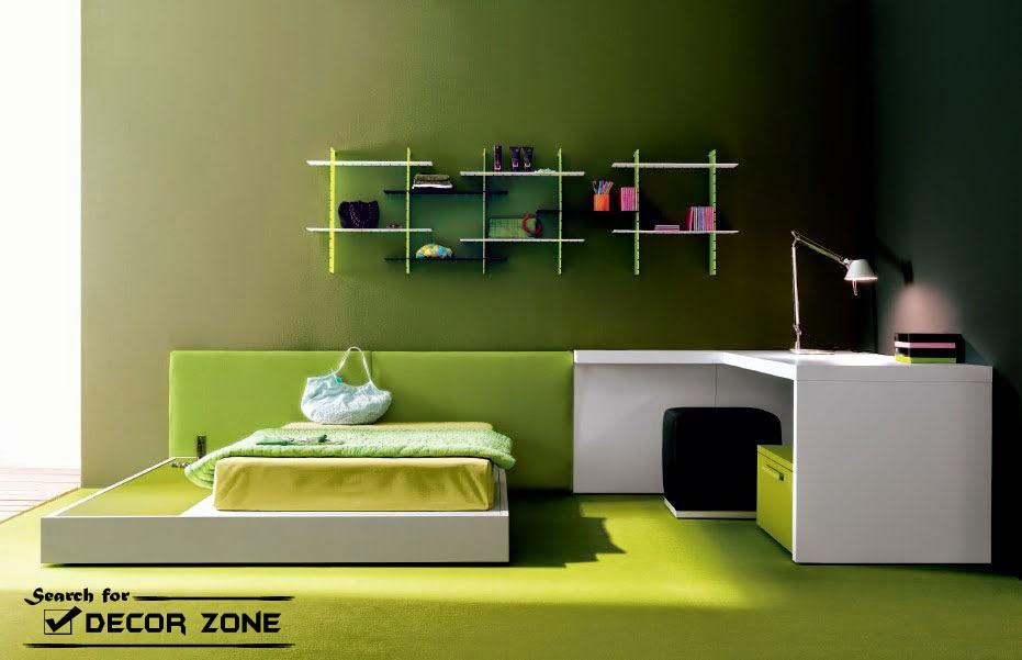 minimalist bedroom design with simple shelves for small rooms simple bedroom designs for small rooms - Simple Bedroom Designs For Small Rooms