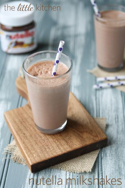 Peanut Butter 'n Jelly Breakfast Shake