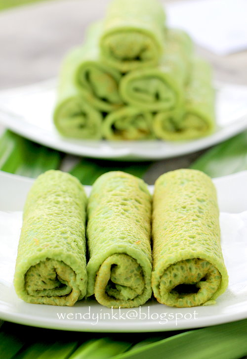 Table for 2 or more kuih ketayap this kuih goes by many names forumfinder Choice Image