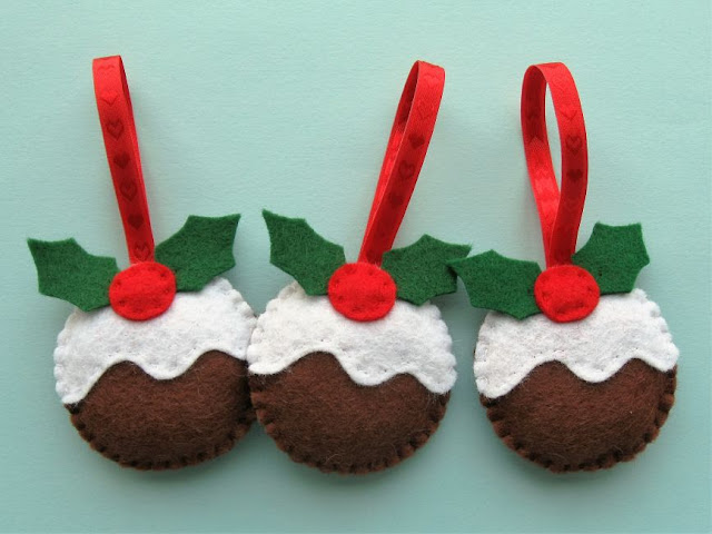 https://www.etsy.com/listing/257650503/3-x-christmas-pudding-ornaments-felt