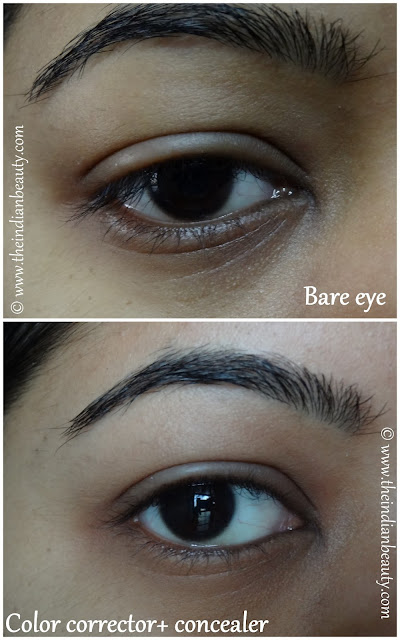 kryolan derma color camoflage creme d30 before and after
