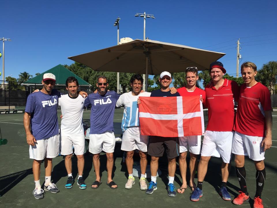 ITF SENIORS MUNDIAL YOUNG EN MIAMI-Novedades