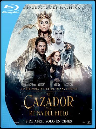 El Cazador y la Reina del Hielo (2016) BrRip 720p Latino
