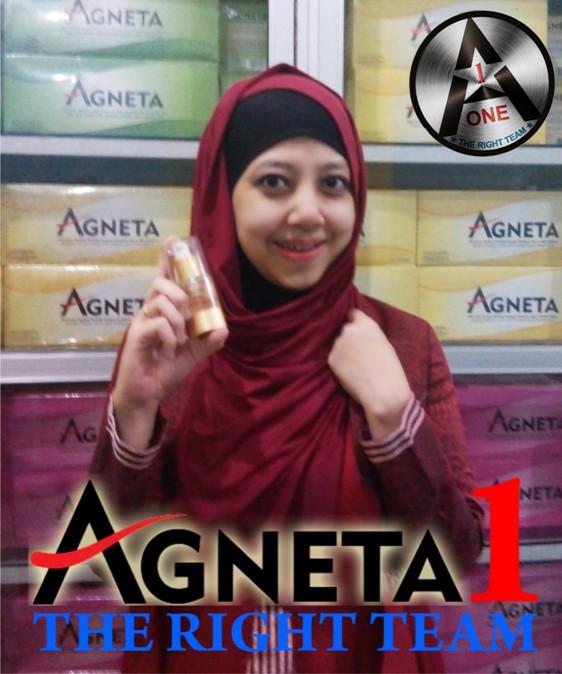 Jual Gold Serum Agneta Gratis Ongkir