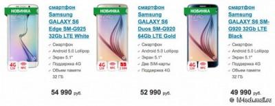 Samsung Hadirkan Galaxy S6 Duos, dengan Dual SIM