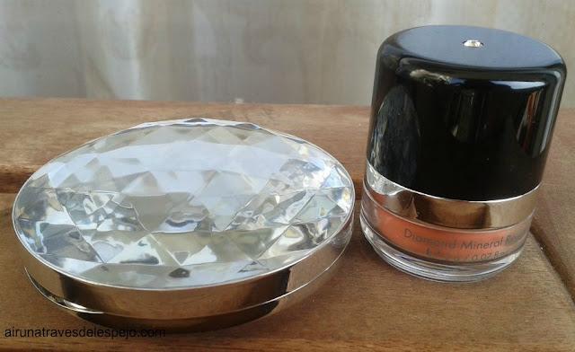 colección diamond colorete maquillaje etre belle