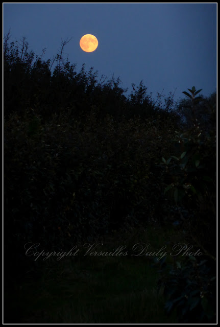 Lune rousse septembre 2015 Penmarc'h