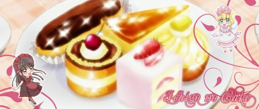 Ichigo no Cake ~ Bolo de Morango *-*