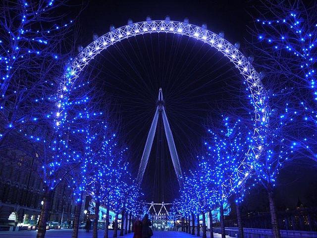 2 عين لندن من أجمل المعالم جذبا في لندن ، تخيل أن تري مدينتك كلها بنظرة واحدة