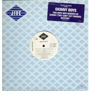 Skinny Boys ‎– Skinny (They Can't Get Enough) / Mystery (VLS) (1989) (256 kbps)