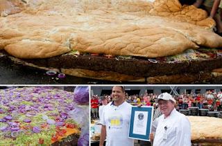 Hamburger terbesar