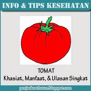 Buah Tomat untuk Kesehatan
