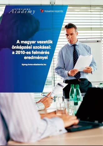 A 2010. évi vezetői önképzéssel kapcsolatos felmérésünk eredményei