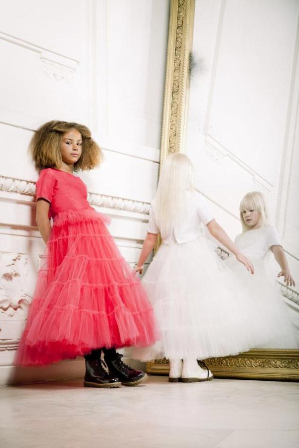 jean paul gaultier children couture line