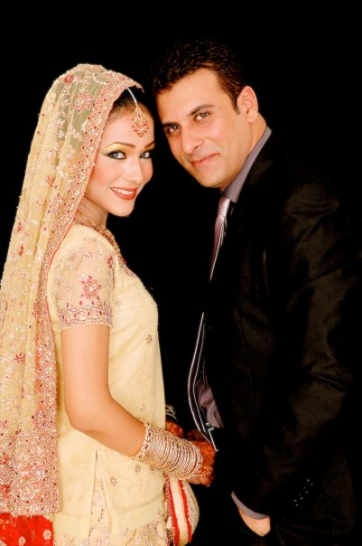 Marriage Pics Of Shamoon Abbasi And Umaima All About