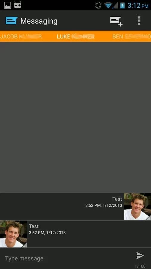 Sliding Messaging Pro v8.30