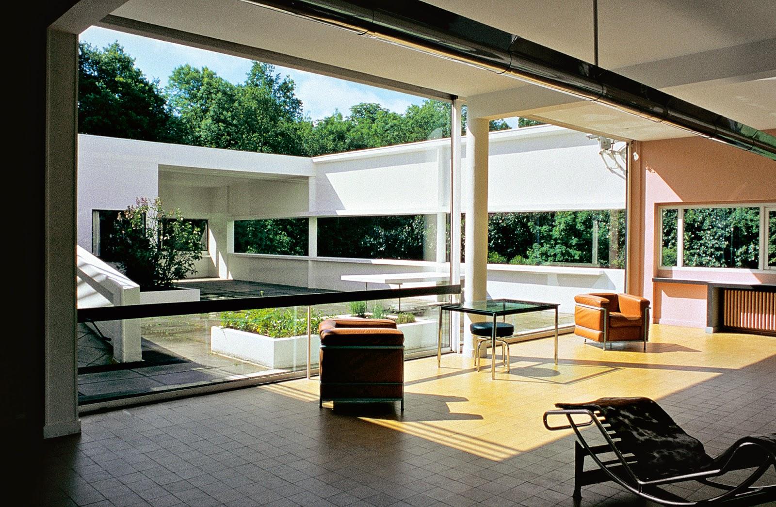 ecomanta le corbusier villa savoye france 39 s modern. Black Bedroom Furniture Sets. Home Design Ideas