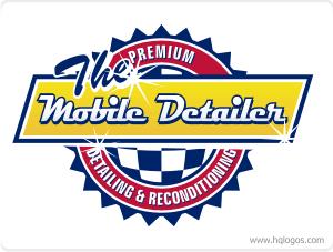 New Dream Cars Automobile Logo Design