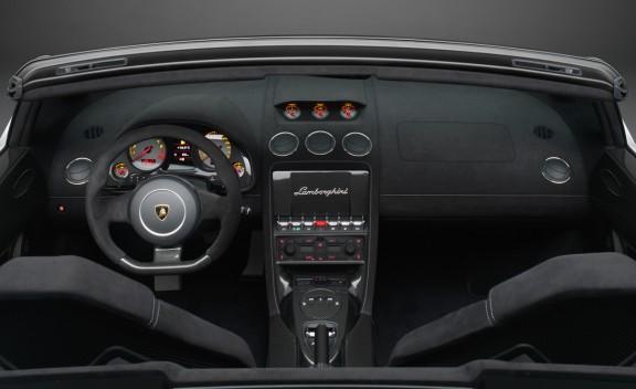 Lamborghini Gallardo LP570-4 Spyder 2012