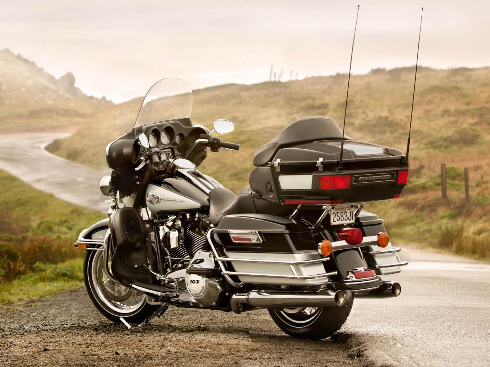 Harley Davidson Ultra Classic Service Manual